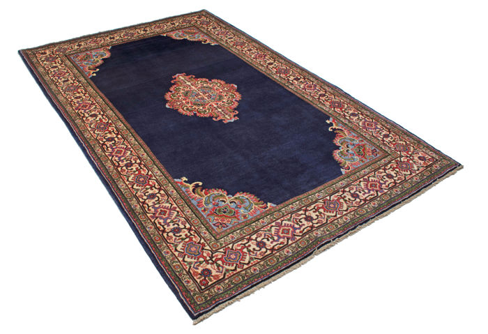 Handwoven Persian carpet (1437221) - Bijar - approx. 248 x 159cm - Iran