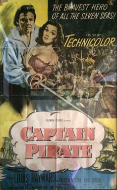 Anonymous - Captain Pirate - 1952