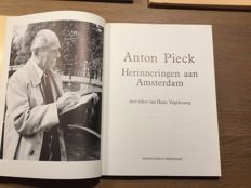 Anton Pieck; Lot with 7 books illustrated by him - 1954 / 1992