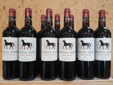 2015 Cheval Noir, St. Emilion - Propriety of Mahler Besse - 12 bottles