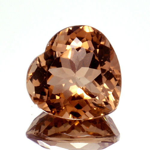 Champagne Topaz - 5.81 ct - No Reserve Price.
