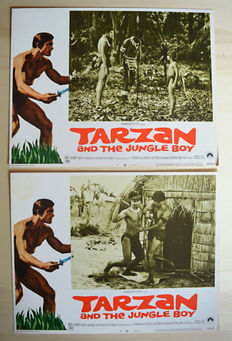 Anonymous - Tarzan and the Jungle Boy -  968