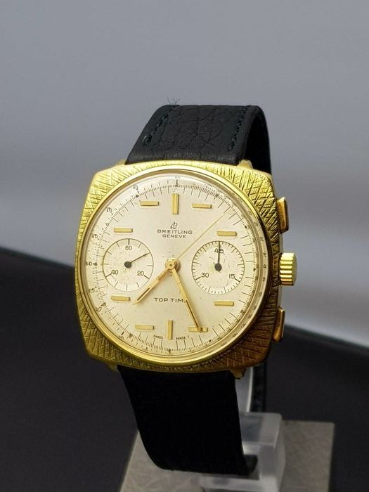 Breitling Top Time Chronograph Men's Watch Swiss made, 1960s Catawiki