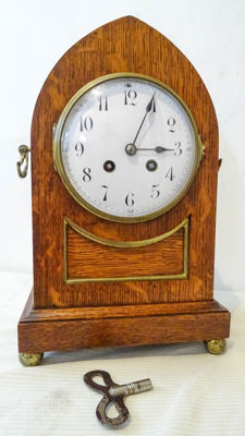 French table clock - period 1880