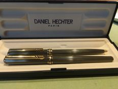 Daniel Hechter Paris- Very Beautiful Penholder and Pen. Like New