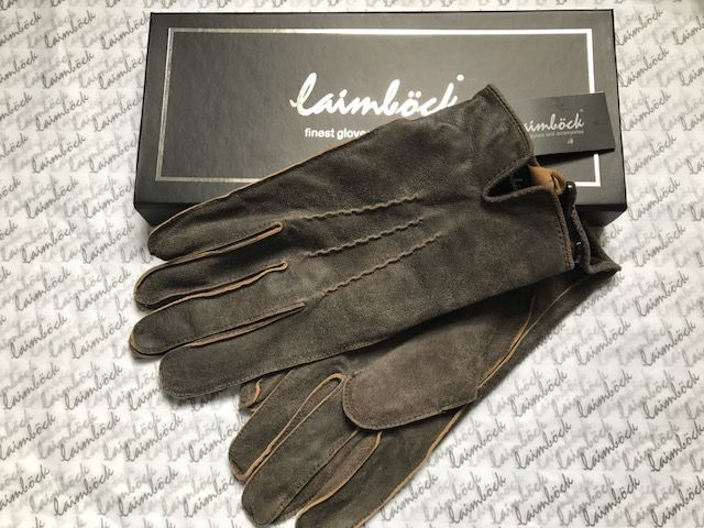 "Laimböck – Men's gloves ""vintage look"""