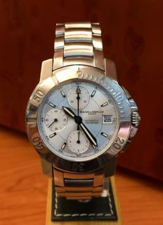 Baume & Mercier Capeland. Men's watch. Automatic chronograph From the 2000s.