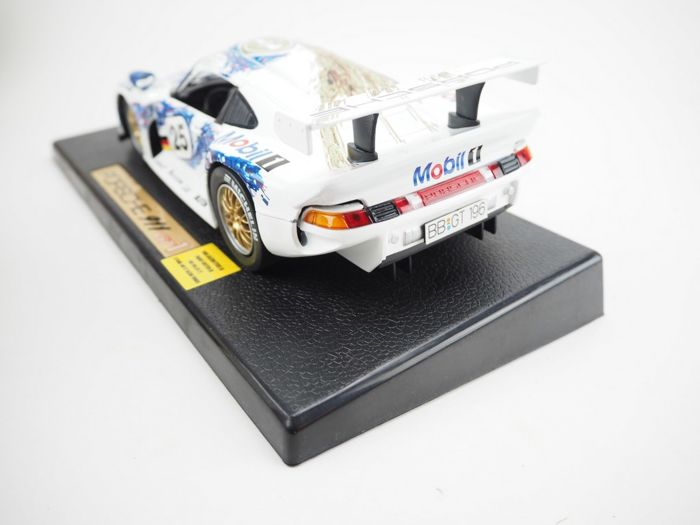 anson schaal 1 18 porsche 911 gt1 le mans and gt racing winner catawiki. Black Bedroom Furniture Sets. Home Design Ideas