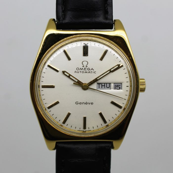 Omega-Genege-Automatic-Men's Watch-1972