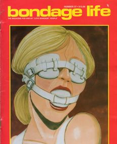 """BDSM; Lot with 9 issues of """"Bondage Life"""" - 1992/1997"""