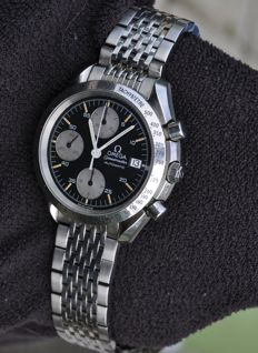 OMEGA SPEEDMASTER chronograph - men's wristwatch - 1991