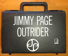 Jimmy Page - Outrider (Official UK PROMO Set)