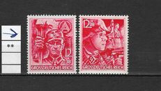 German Empire 1872/1945 Selection between Michel  4/910