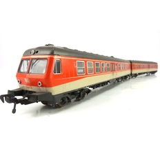 Fleischmann H0 - 4430 Two-piece train set BR 614 of the DB