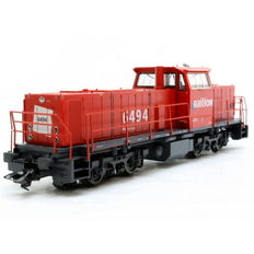 Märklin H0 - 33646 - Diesel locomotive 6400 Series of the NS and Railion