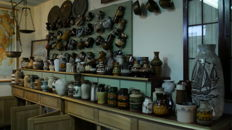 Various brands of German vases - A total of 363