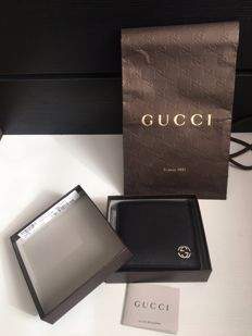 Gucci - Gucci Men Folio Wallet