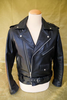 Attraction - Biker jacket genuine Leather