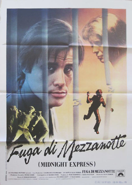 Anonymous  - Fuga di Mezzanotte (Midnight Express, Alan Parker) - 1978
