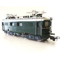 Märklin H0 - 3014.1/RET800 - Electric Locomotive Series Re 4/4 of the SBB, transfer gearwheel of metal
