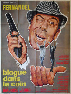 Anonymous - Blague dans le coin - 1963