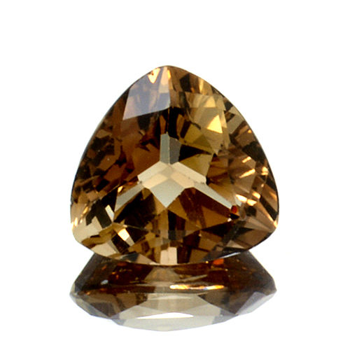 Champagne topaz – 5.01 ct – No reserve price