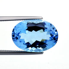 Swiss Blue Topaz - 15.57 ct