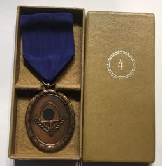 3rd Reich Service decoration for the Reichsarbeitsdienst