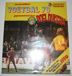 Panini - Voetbal 78 - Dutch League - Complete album