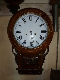 American pub clock - early last century.