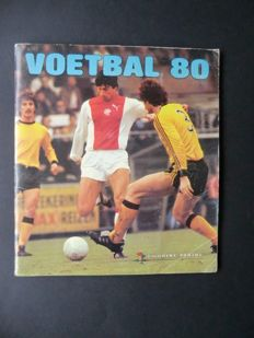 Panini - Voetbal 80 - Complete album with 400 stickers