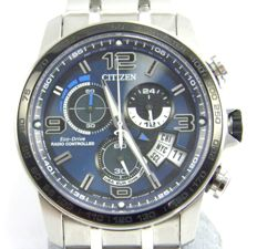 Citizen Eco Drive H610 Chronograph Radio Controlled – Mens wrist watch