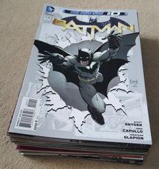 Collection Of DC Comics - Batman Vol 2 - X41 SC - Includes Issues #0, 1, 2, 3, 4, 5 + Many More - (2011/2016)