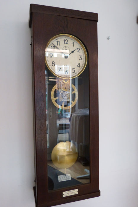 Grandfather clock TN Normalzeit Bremen