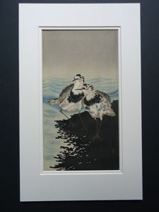 Colour woodcut by Ohara Koson (1878-1945) - Japan - 1920-1930s