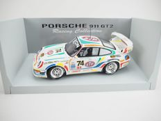 UT Models - Scale 1/18 - Porsche 911 GT2 Stuck Daytona 1996