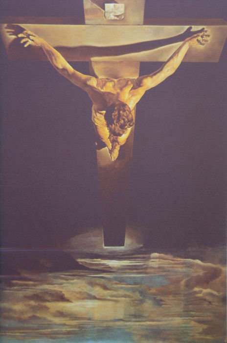 Salvador Dalí (after) - Christ of Saint John of the Cross
