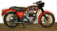 BSA - Super Rocket - 1962