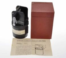 """Ducati, """"big"""" and rare film loader OI 7202.1 with box and instruction"""