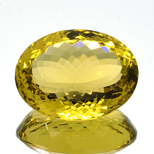 Lemon Quartz - 49.49 ct
