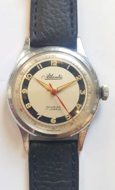 Vintage wrist watch Atlantic - Switzerland around 1955s