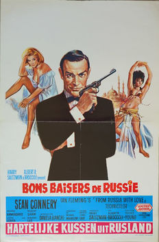 James Bond - From Russia with Love - ca. 1974