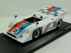Minichamps - Scale 1/18 - Porsche 917/10 Team Brumos CanAm Mid Ohio - 1973