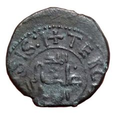 Kingdom of Sicily - William II (1266-1289) - Terzo di Apuliense, Palermo mint