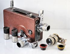 1929  KODAK CINE  Model BB  16mm  Cine Camera.