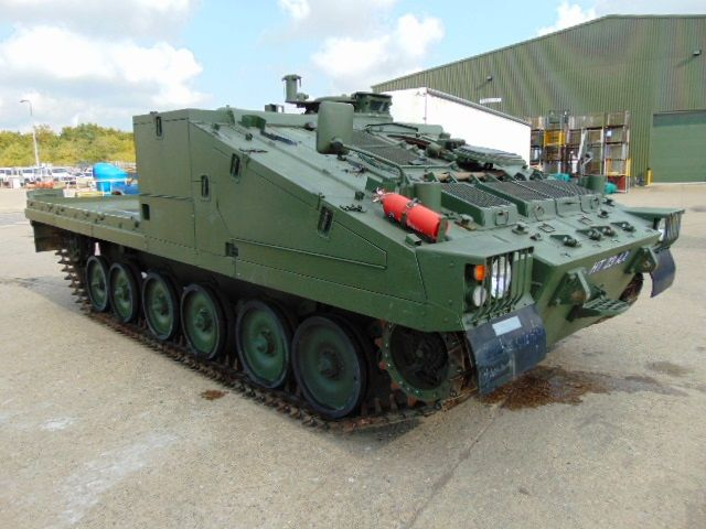 2000 Alvis Shielder, High Mobility Load Carrier (HMLC)