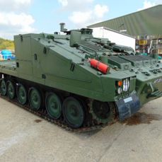 2006 Alvis Shielder, High Mobility Load Carrier (HMLC)