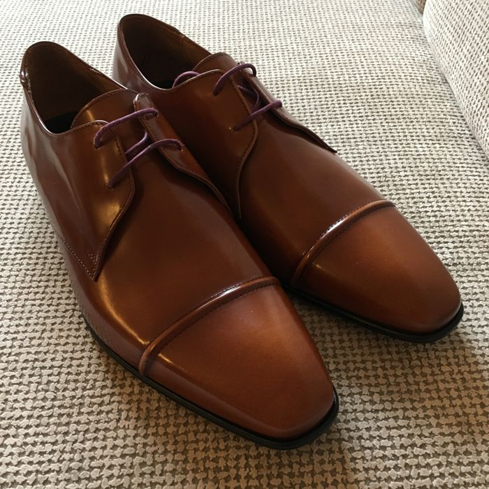 Paul Smith - Designer Leather Shoes - Brand New!