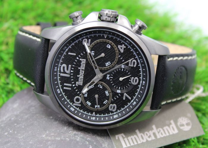 Timberland Men's - Chronograph Watch - New & Perfect Condition
