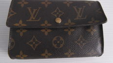 Louis Vuitton - Monogram triple fold Wallet - *No Minimum Price*